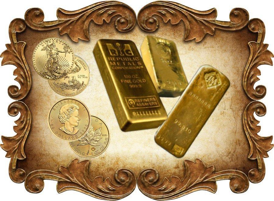 Gold in Homosassa FL?